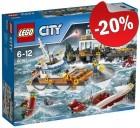 LEGO 60167 Kustwacht Hoofdkwartier, slechts: € 79,99