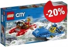 LEGO 60176 Wilde Rivierontsnapping, slechts: € 11,99