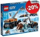 LEGO 60195 Mobiele Onderzoeksbasis op de Noordpool, slechts: € 79,99