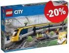 LEGO 60197 Passagierstrein, slechts: € 103,99