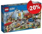 LEGO 60200 Hoofdstad, slechts: € 111,99