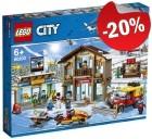 LEGO 60203 Ski Resort, slechts: € 63,99