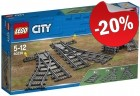 LEGO 60238 Wissels, slechts: € 15,99
