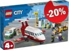 LEGO 60261 Centrale Luchthaven, slechts: € 39,99
