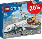 LEGO 60262 Passagiersvliegtuig, slechts: € 79,99