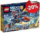LEGO 70351 Clay's Falcon Gevechtsblaster, slechts: ¬ 39,99