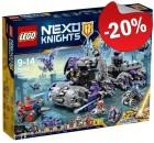 LEGO 70352 Jestro's Hoofdkwartier, slechts: ¬ 87,99