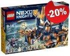 LEGO 70357 Knighton Kasteel, slechts: € 111,99