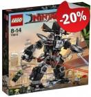 LEGO 70613 Garma Mecha Man, slechts: € 55,99