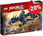 LEGO 70652 Stormbringer, slechts: € 35,99