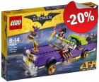 LEGO 70906 The Joker Duistere Low-rider, slechts: € 43,99