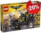 LEGO 70917 De Ultieme Batmobile, slechts: € 111,99
