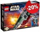 LEGO 75060 Slave 1 (UCS), slechts: € 199,99