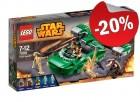 LEGO 75091 Flash Speeder, slechts: € 35,99