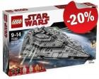 LEGO 75190 First Order Star Destroyer, slechts: € 127,99