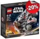 LEGO 75193 Millennium Falcon Microfighter, slechts: € 7,99
