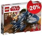 LEGO 75199 Gevechtsspeeder van General Grievous, slechts: € 27,99