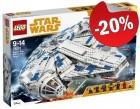 LEGO 75212 Kessel Run Millenium Falcon, slechts: € 143,99