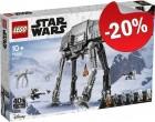LEGO 75288 AT-AT, slechts: € 127,99