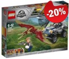 LEGO 75926 Achtervolging van Pteranodon, slechts: € 21,59