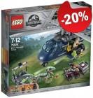 LEGO 75928 Blue's Helikopter Achtervolging, slechts: € 43,99