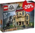 LEGO 75930 Indoraptor Rampage at Lockwood Estate, slechts: € 111,99