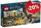 LEGO 75946 Hongaarse Hoornstaart Toverschool Toernooi, slechts: € 31,99