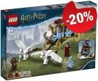 LEGO 75958 De Koets van Beauxbatons, slechts: € 39,99