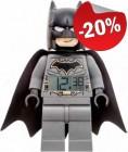 LEGO Alarmklok DC Batman, slechts: € 31,99