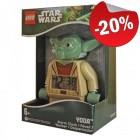 LEGO Alarmklok Star Wars Yoda, slechts: € 31,99