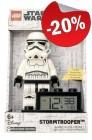 LEGO Alarmklok Stormtrooper, slechts: € 31,99
