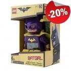 LEGO Alarmklok The Batman Movie - Batgirl, slechts: € 31,99