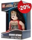 LEGO Alarmklok Wonder Woman, slechts: € 31,99