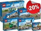 LEGO City Vliegveld Collectie 2016, slechts: ¬ 227,96