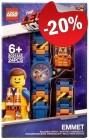 LEGO Kinderhorloge Minifiguur Link Emmet, slechts: € 23,99