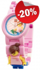 LEGO Kinderhorloge Classic Pink Link Minifiguur, slechts: € 23,99