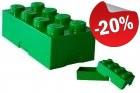 LEGO Lunch Box 8 GROEN, slechts: € 9,59