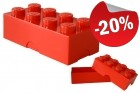 LEGO Lunch Box 8 ROOD, slechts: € 9,59