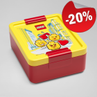 LEGO Lunch Box Classic GEEL, slechts: € 7,19