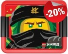 LEGO Lunch Box Ninjago Lloyd ZWART, slechts: € 4,79
