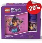 LEGO Lunch Set Friends Girls Rock!, slechts: € 14,39