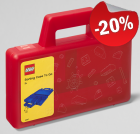 LEGO Sorting Case To Go ROOD, slechts: € 5,59