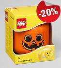 LEGO Storage Head S Pompoen, slechts: € 13,59