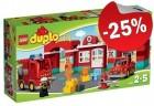 DUPLO 10593 Brandweerkazerne