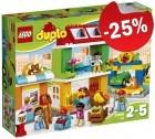 DUPLO 10836 Stadsplein, slechts: € 44,99