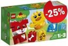 DUPLO 10858 Mijn Eerste Puzzeldieren, slechts: € 7,49