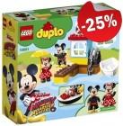DUPLO 10881 Mickey's Boot, slechts: € 22,49