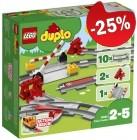 DUPLO 10882 Overweg en Wissels, slechts: € 14,99