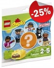 DUPLO 30324 My Town Surprise (Polybag), slechts: € 2,24