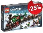 LEGO 10254 Winter Holiday Train, slechts: € 74,99